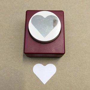 Emagination Large Heart Paper Punch